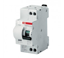 Дифф. авт.выключатель 2р, С40, 30мА, ABB арт.DS 951 AC-C40/0,03A