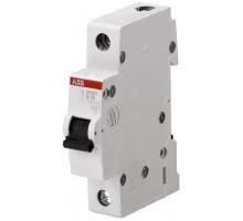 Авт. выключатель 1p, B10, 10A, ABB, арт. SH201-B10