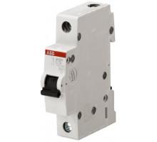 Авт. выключатель 1p, C10, 10A, ABB, арт. SH201-C10