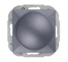 Светорегулятор поворотний, Abex Perla 400Вт SO-1P антрацит