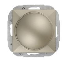 Светорегулятор поворотний, Abex Perla 400Вт SO-1P зол.
