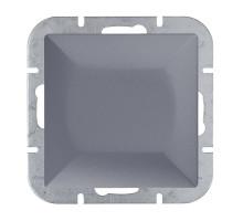 """Выключатель """"#"""" перекресн., Abex Perla 250V/10A WP-8P антрацит"""