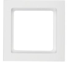 Рамка 1 пост, полярная белизна, Q.3 Berker 10116099