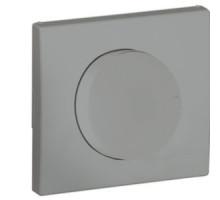 Накладка светорегулятора Apollo 5000, серебро