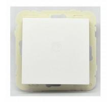 Выключатель 1кл. перекрестный LOGUS, белый