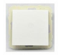 Выключатель 1кл. проходной LOGUS, белый 21071 TBR