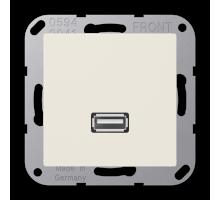 Розетка USB 2.0 Jung А550 MA A 1122