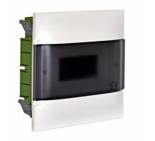 Щит внутренний 12 модулей, дымчатая дверца, 135151 Legrand Practibox S