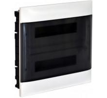 Щит внутренний 24 модуля, дымчатая дверца, 135152 Legrand Practibox S