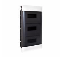Щит внутренний 36 модулей, дымчатая дверца, 135153 Legrand Practibox S
