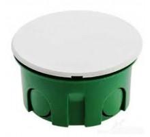 Коробка распределительная Schnedier, диаметр 70мм, глубина 40мм
