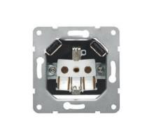 Розетка с электрическая + USB розетки SIEMENS IRIS 18524-USB