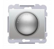 Светорегулятор SIEMENS 500W, Алюминий Меркурий