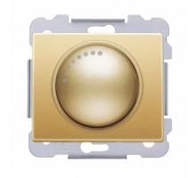 Светорегулятор SIEMENS 500W, Золото Одиссей