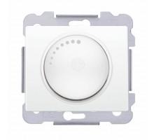 Светорегулятор SIEMENS 500W, белоснежный