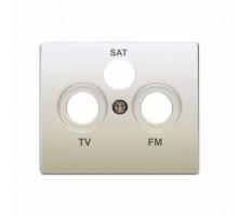Накладка розетки телевизионной SIEMENS IRIS R TV-SAT слоновая кость