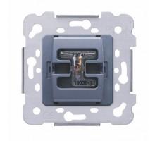 Выключатель 1-клавишный проходной SIEMENS IRIS с LED подсветкой