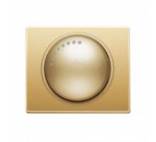 Накладка светлорегулятора SIEMENS IRIS Золото Одисей
