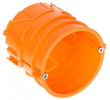 Коробка полипропилен 650С самозатух. д / бетон  глбокая универ. с шуруп. SIMET ZZ60 DFw