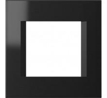 Рамка 2M TEM MODUL line, черная