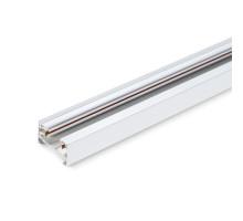 Шинопровод для крепления и питания трековых светильников VIDEX 1м белый VL-TRF001-W