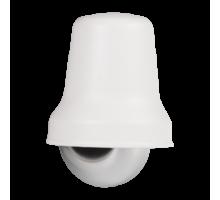 Звонок традиционный ZAMEL DNS-206 белый