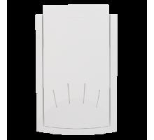 Гонг двухтональный FORTE, ZAMEL GNS-223 белый
