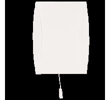 """Гонг двухтональный """"Бим-бам"""" с выключателем ZAMEL GNS-921/N белый"""