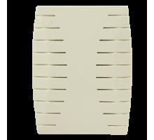Гонг двухтональный турбо ZAMEL GNS-931 беж