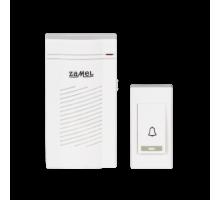 Звонок беспроводной CLASSIC от батареек, 3 мелодии, до 100м