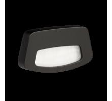 Светодиодный светильник TERA  настенный. Черный