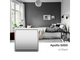 Фото розеток и выключателей Efapel Apolo 5000