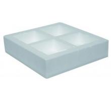 Полистироловый блок для коробки под заливку