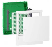 Щиток для мультимедийных устройств на 2 ряда, Mini Pragma MIP212FU Schneider