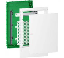 Щит для мультимедийных устройств на 3 ряда, Mini Pragma MIP312FU Schneider