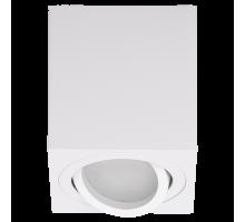 Накладной точечный светильник поворотный DLL 17451 S WH белый