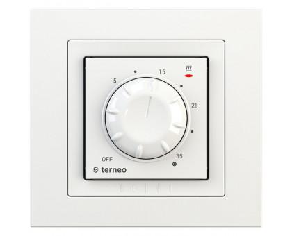 Механический терморегулятор terneo rol unic