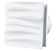 Декоративный бесшумный вентилятор Вентс 100 Вэйв